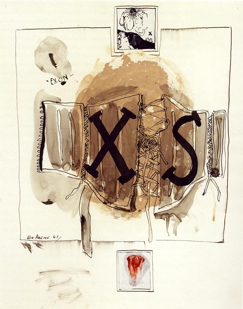 Ohne Titel (XS), 1961