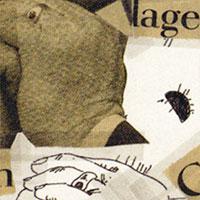 ZEIT-Collagen, Blatt 51, 1980
