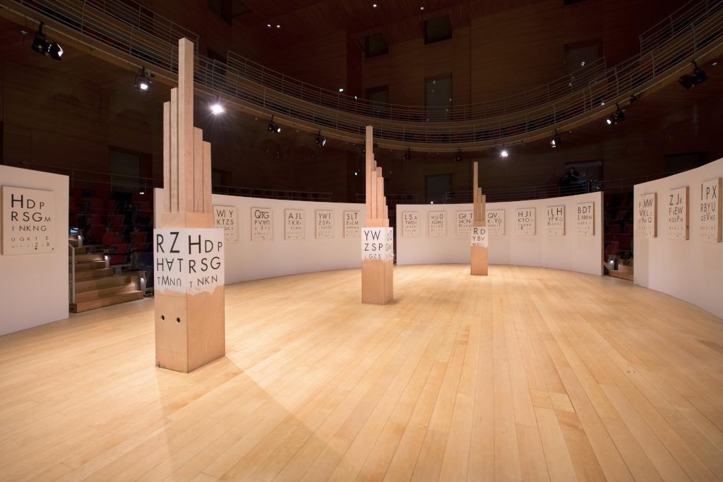 Lexichaos, Boulezsaal, Barenboim-Said Akademie, Berlin 2021